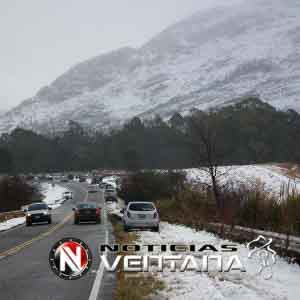 Nevadas en las Sierras