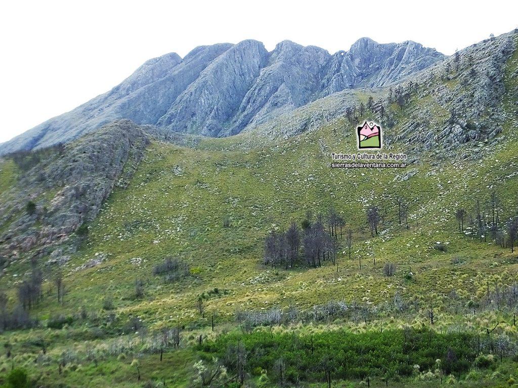 Cerro Ventana en Sierra de la Ventana