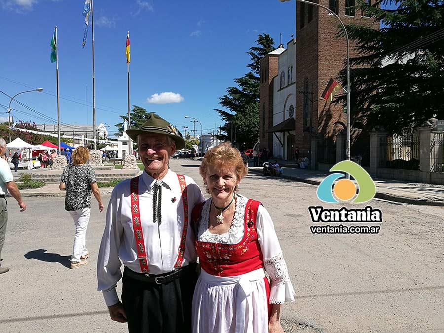 Strudel Fest en Santa María en Sierra de la Ventana