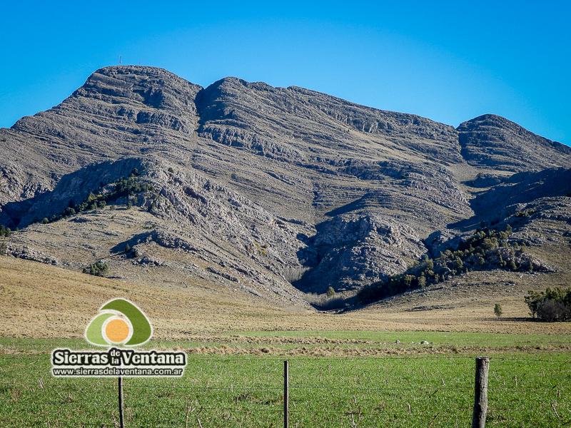 Cerro Curamalal de Sierra de la Ventana