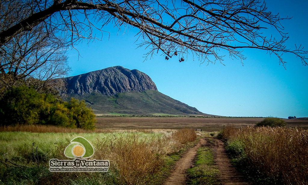 Cerro Pan de Azucar en Sierra de la Ventana