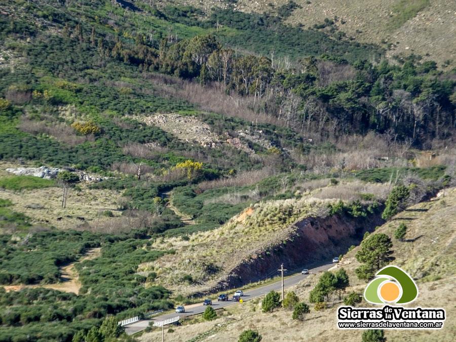 Mirador Casuhati en Sierra de la Ventana