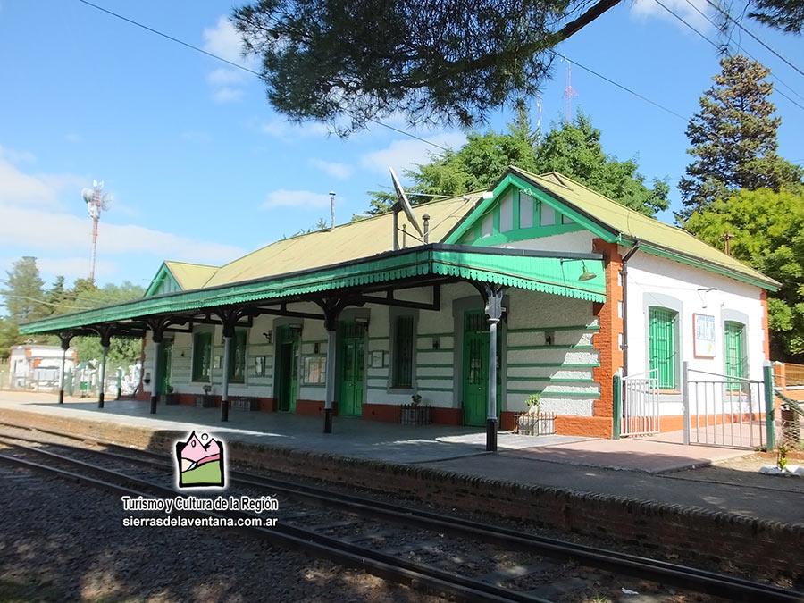 Estación de Tren y Museo de Sierra de la Ventana