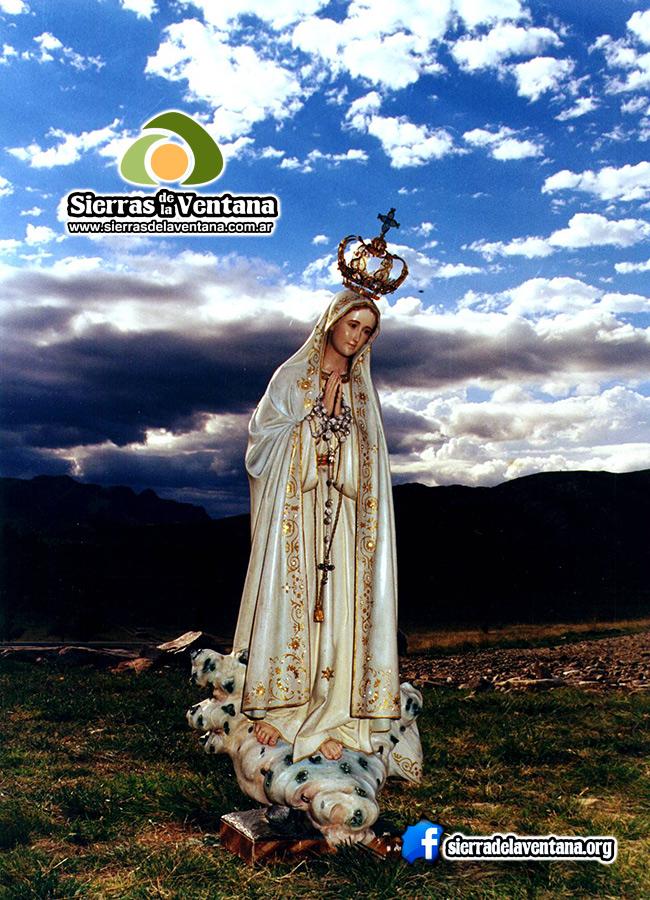 Peregrinación a la Virgen de Fátima