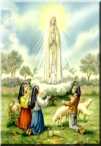 Virgen de Fátima en Villa Serrana La Gruta