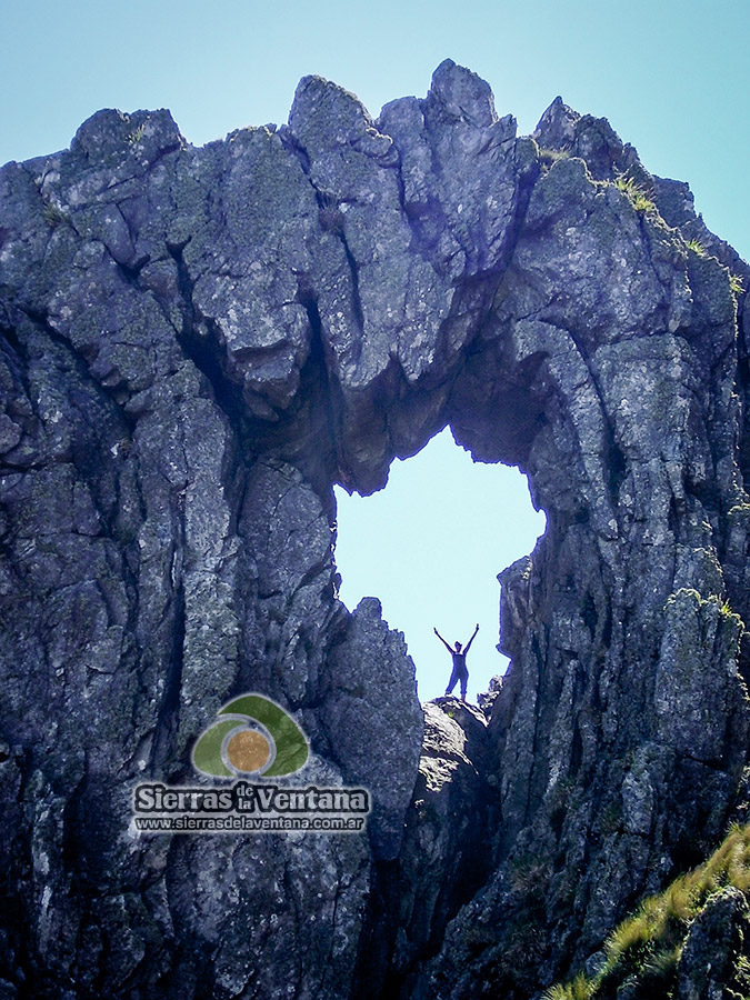 El hueco del Cerro Ventana
