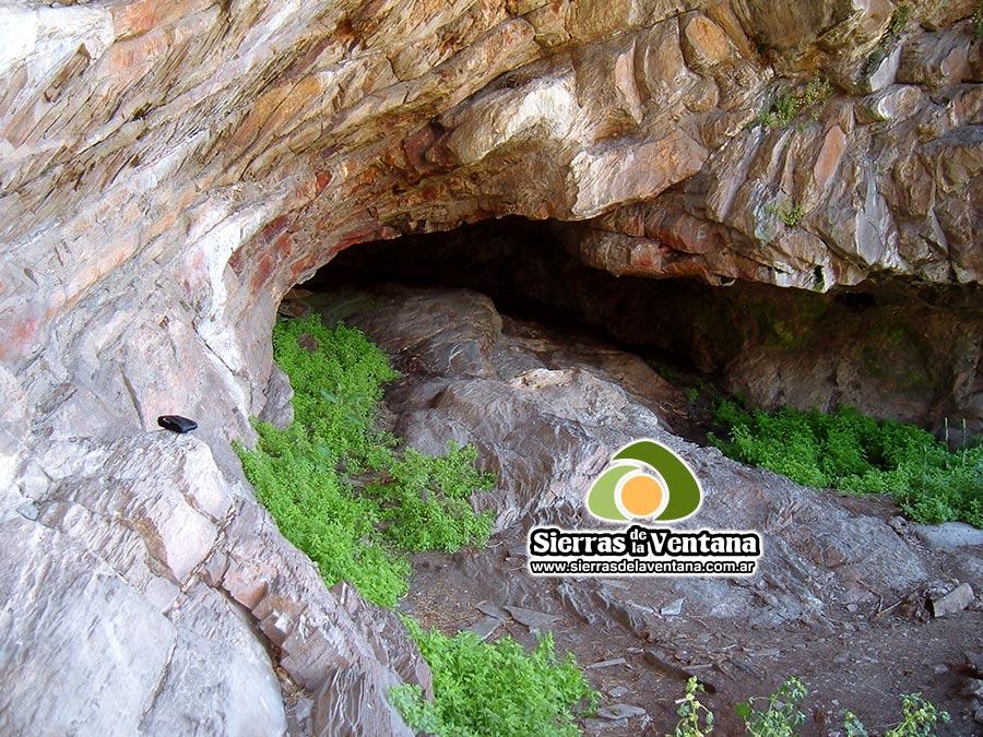 Cueva Florencio en la Reserva Natural Sierras Grandes