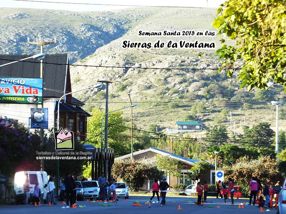 Cerro del Amor desde Sierra de la Ventana