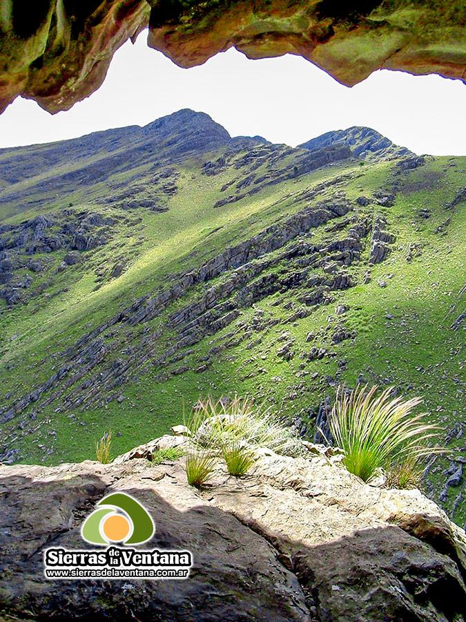 Cueva del Escorpión en Sierra de la Ventana