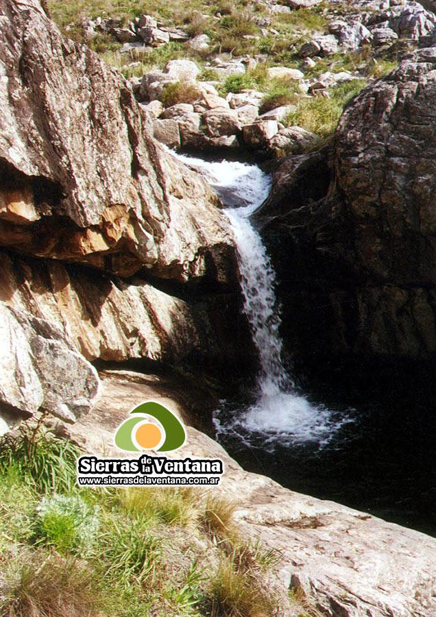 Cascada de la Guinda