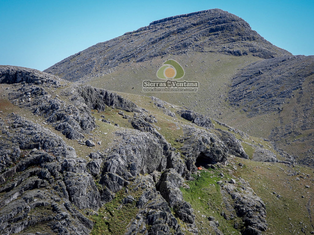 Cerro Napostá Grande de Sierra de la Ventana