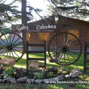 Cabañas Gaby