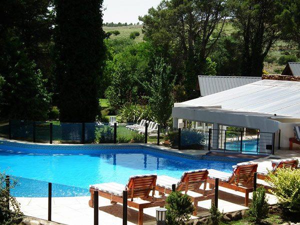 La Gran Cabaña en Villa Ventana