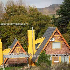 Cabañas Serranas La Roca