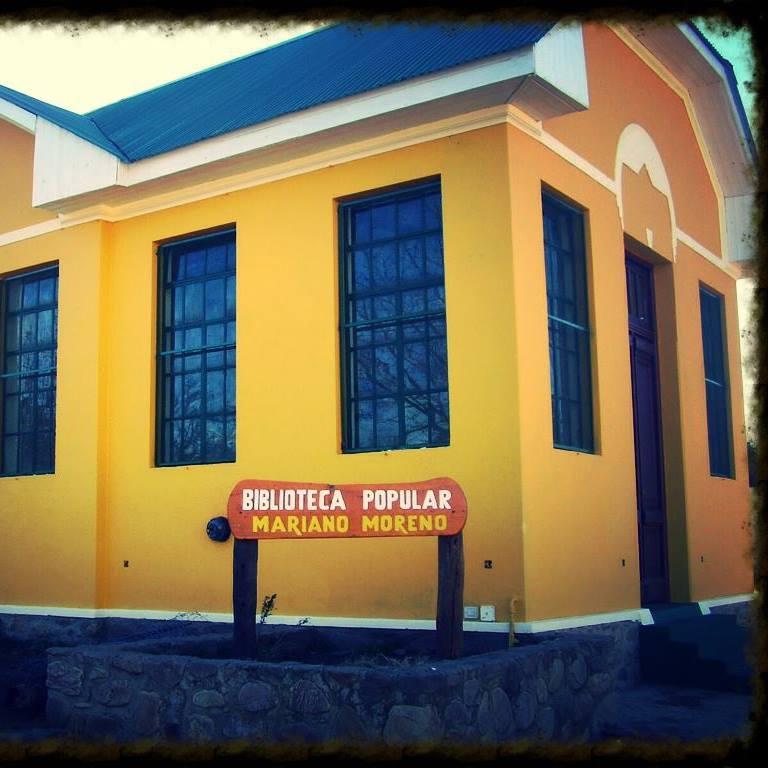 Biblioteca Popular Mariano Moreno de Sierra de la Ventana