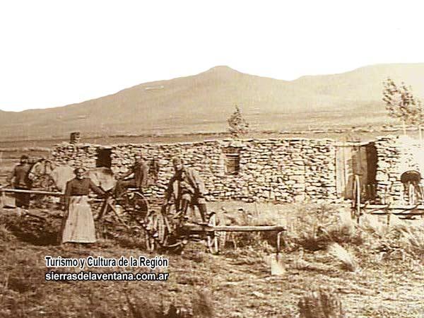 Historia de Sierra de la Ventana
