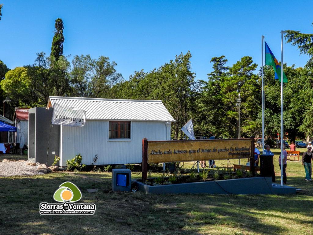 Museo de la Trochita en Sierra de la Ventana