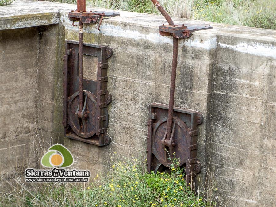 Planta Clarificadora de Agua al sur de Sierra de la Ventana
