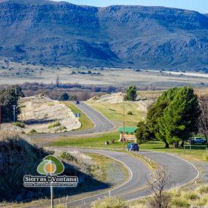 Sin turismo en Sierras de la Ventana hasta otoño