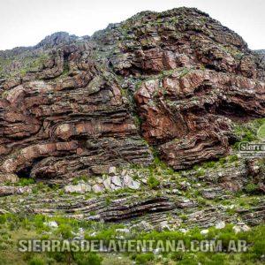 Charla sobre la geología de Sierra de la: