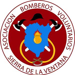 Logo Bomberos Voluntarios Sierra de la Ventana