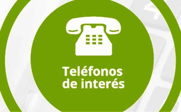 Teléfonos de importancia-Sierra de la Ventana